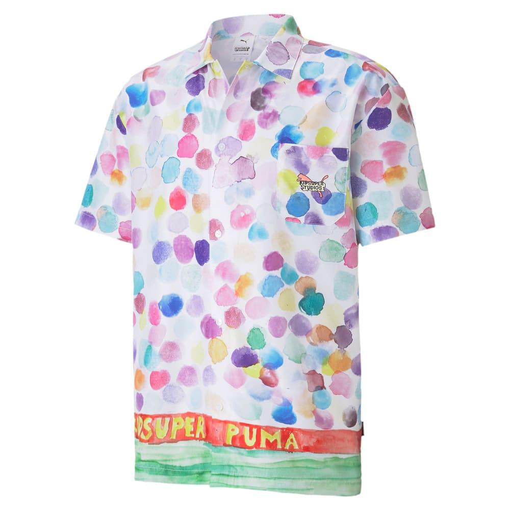 Görüntü Puma PUMA x KIDSUPER PRINTED Erkek T-shirt #1
