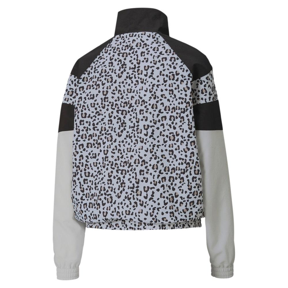 Изображение Puma Олимпийка TFS Printed Track Jacket #2