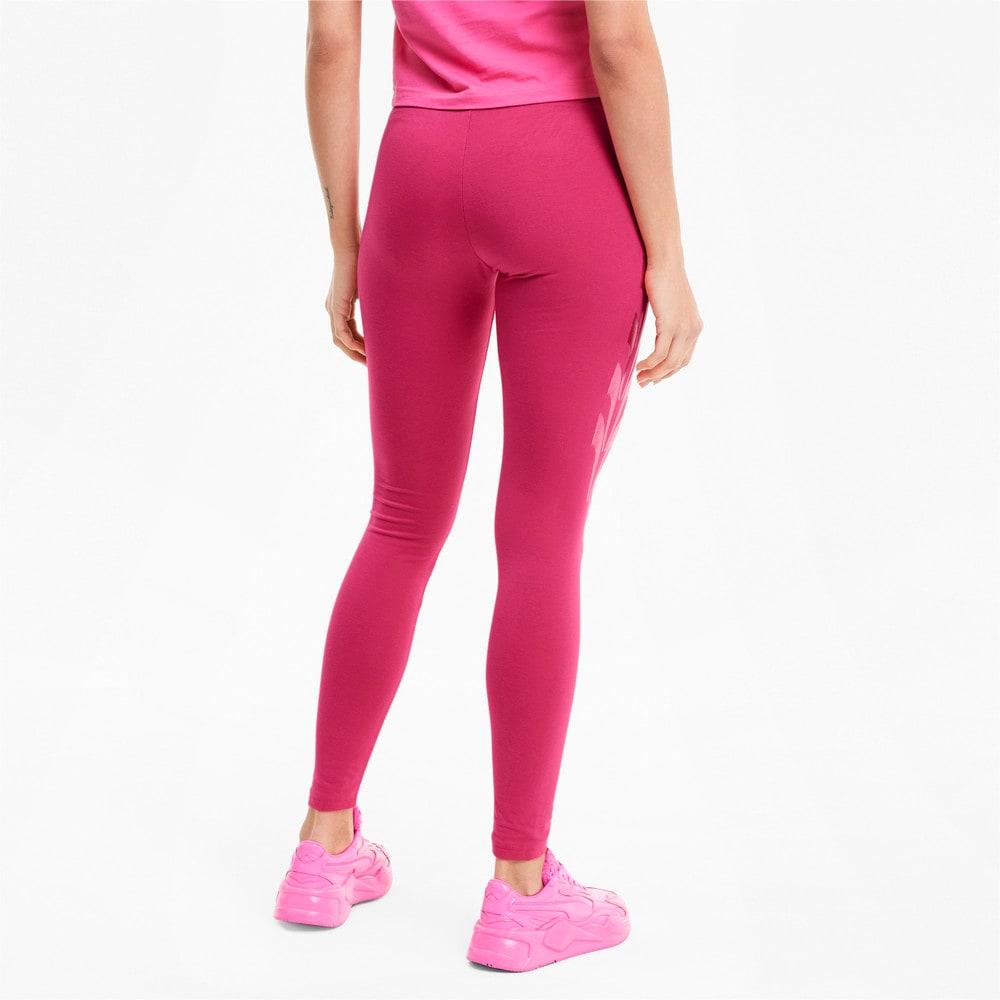 Image Puma Evide Cotton Women's Leggings #2