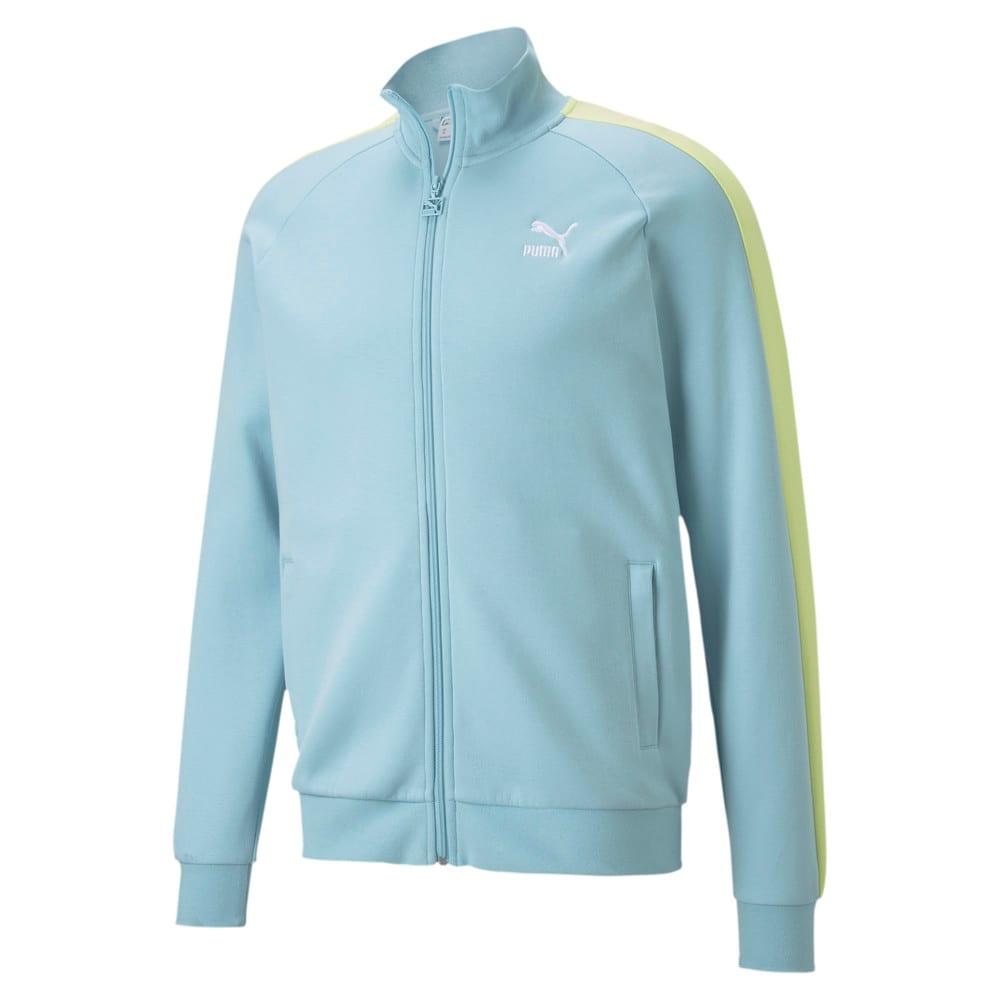 Изображение Puma Олимпийка Summer Luxe T7 Jacket #1