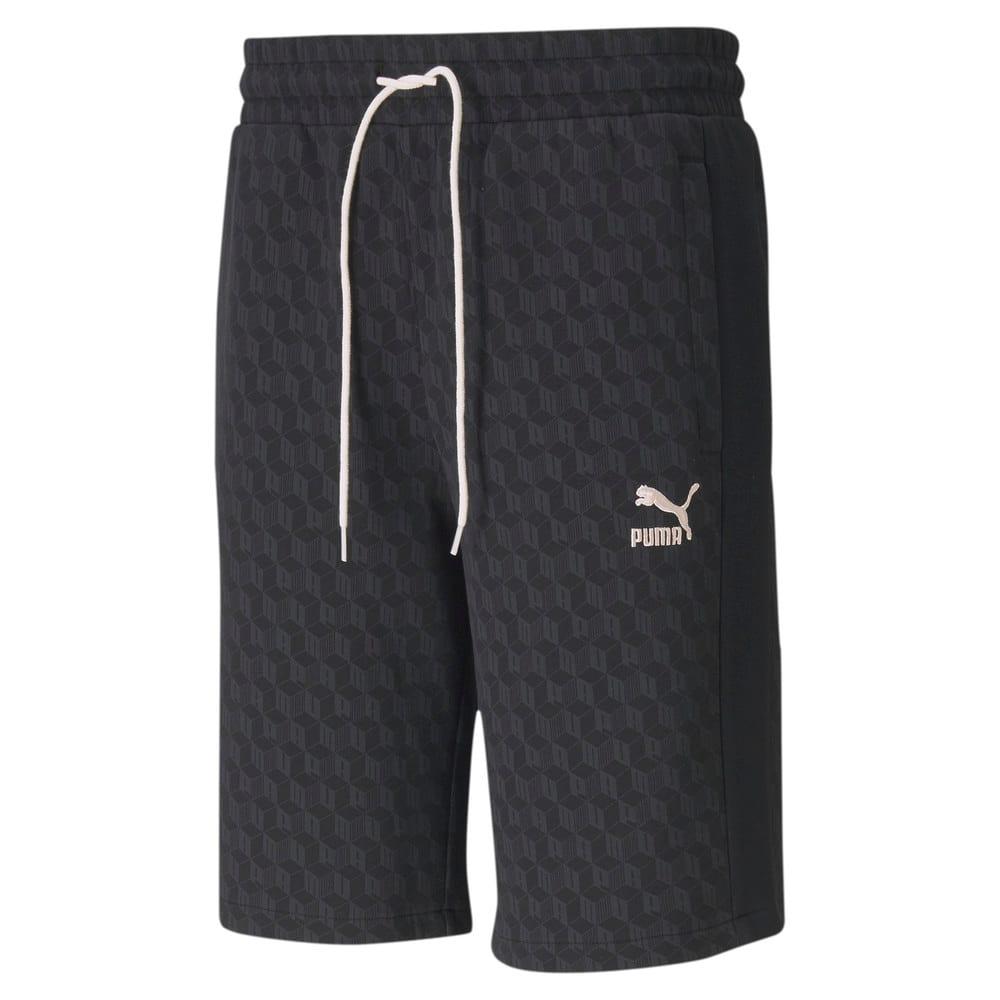 Изображение Puma Шорты AOP Summer Luxe Men's Shorts #1