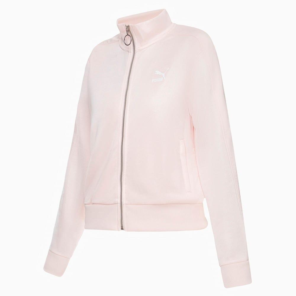 Изображение Puma Куртка Summer Luxe Jacket Wmns #1