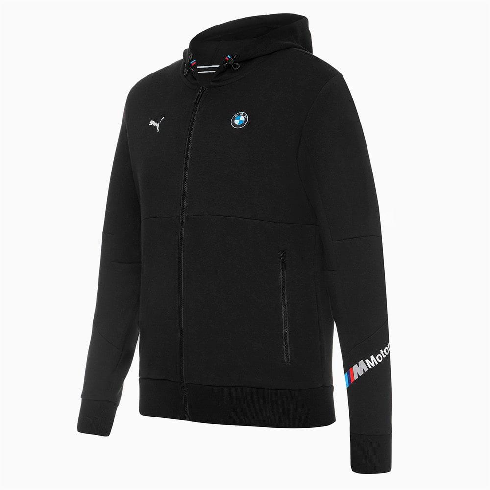 Зображення Puma Толстовка BMW MMS Hooded Sweat Jacket #1