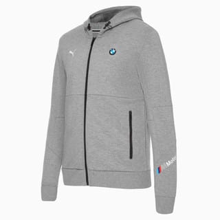 Зображення Puma Толстовка BMW MMS Hooded Sweat Jacket