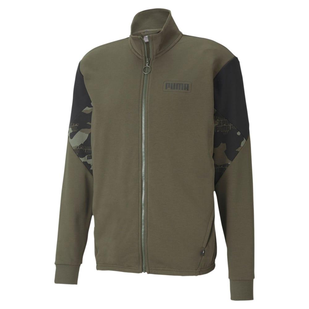 Зображення Puma Куртка Rebel Camo Full-Zip Men's Jacket #1: Forest Night