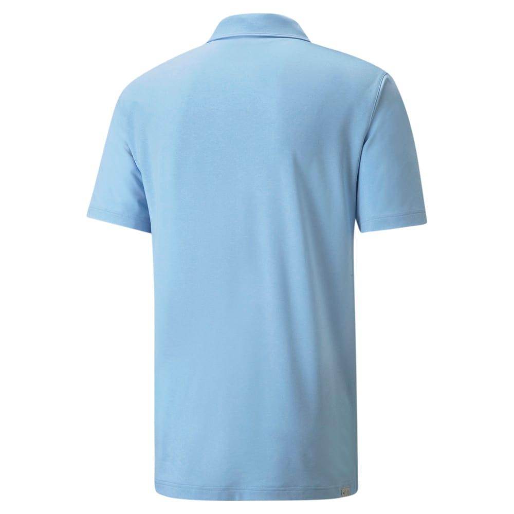 Image Puma MATTR Hazard Men's Golf Polo Shirt #2