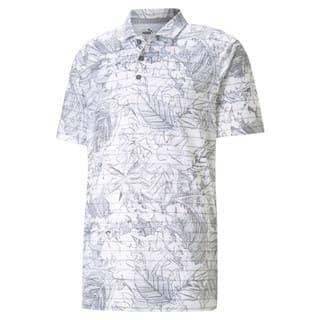 Image Puma CLOUDSPUN Aerate Men's Golf Polo Shirt