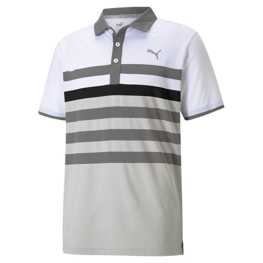 Image Puma MATTR One Way Men's Golf Polo Shirt #1