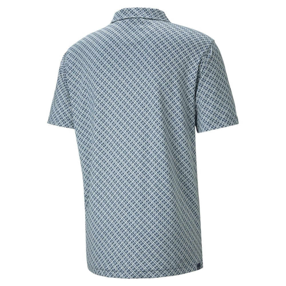 Image Puma MATTR Leucadia Men's Golf Polo Shirt #2