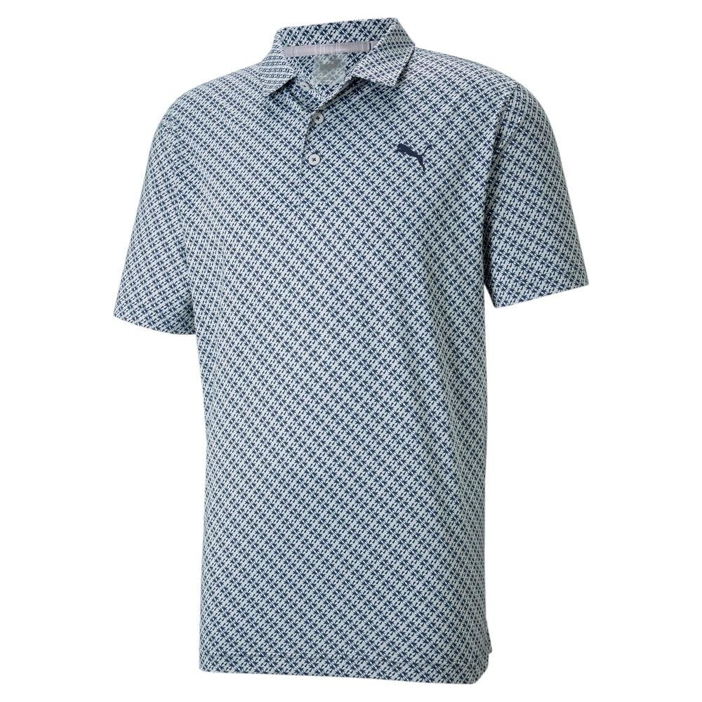 Image Puma MATTR Leucadia Men's Golf Polo Shirt #1