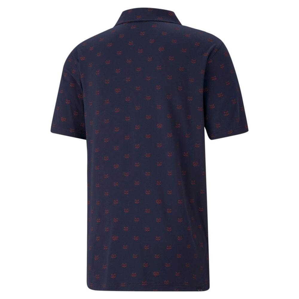 Image Puma CLOUDSPUN Bandit Men's Golf Polo Shirt #2