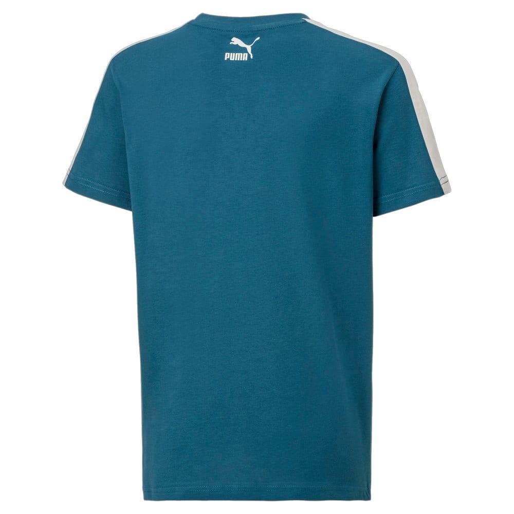 Изображение Puma Детская футболка Logo Kids' Tee #2
