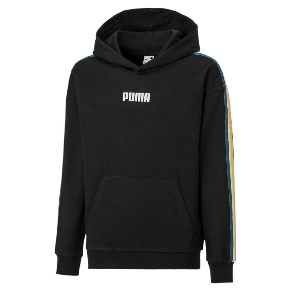 Görüntü Puma TAPE Kapüşonlu Çocuk Sweatshirt #1