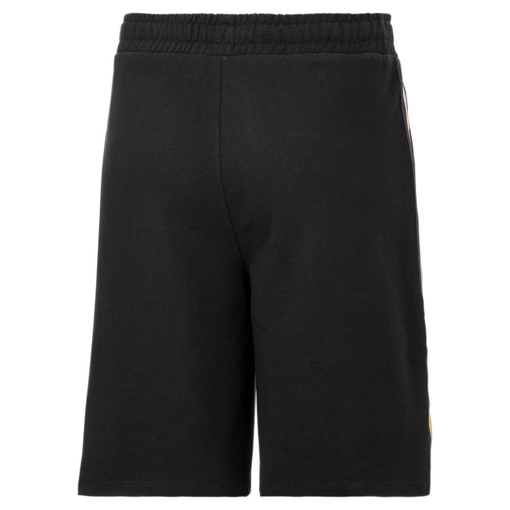 Изображение Puma Шорты Tape Kids' Sweat Shorts #2: Puma Black