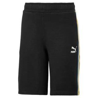 Изображение Puma Шорты Tape Kids' Sweat Shorts