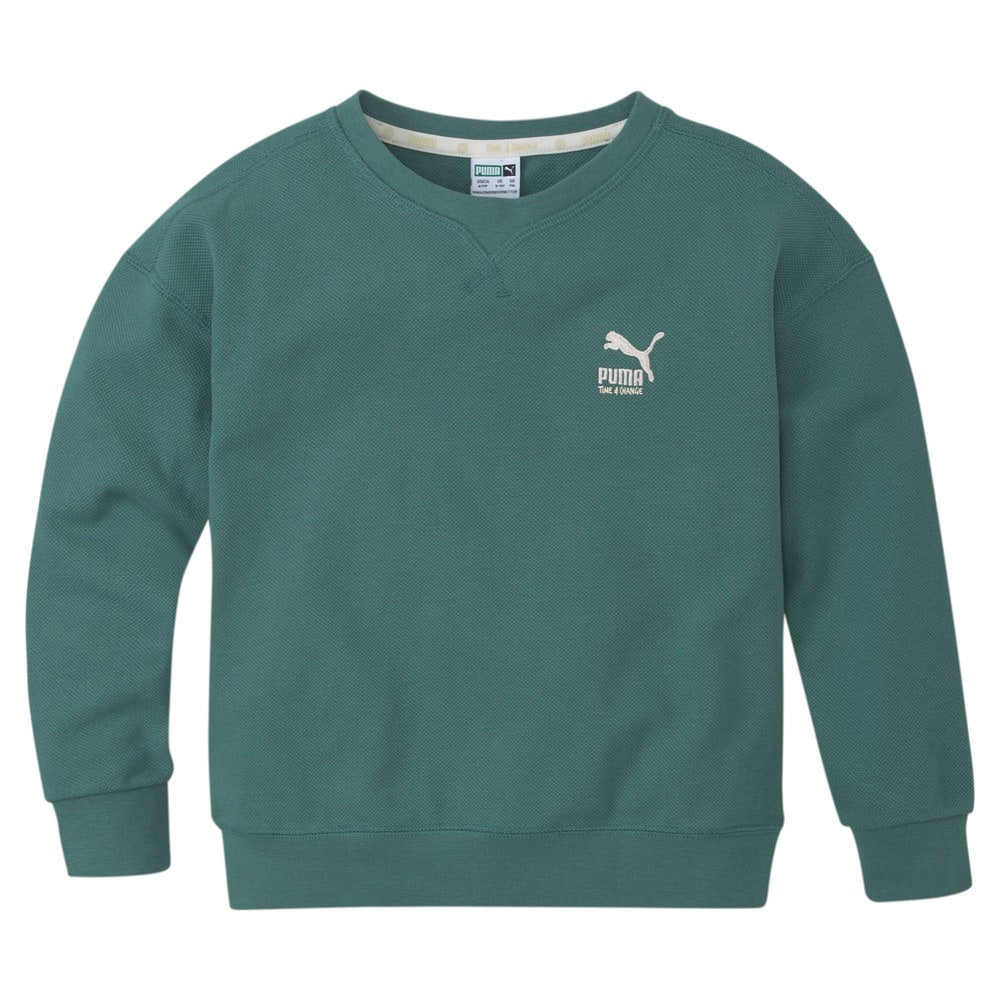Зображення Puma Дитяча толстовка T4C Crew Neck Kids' Sweater #1