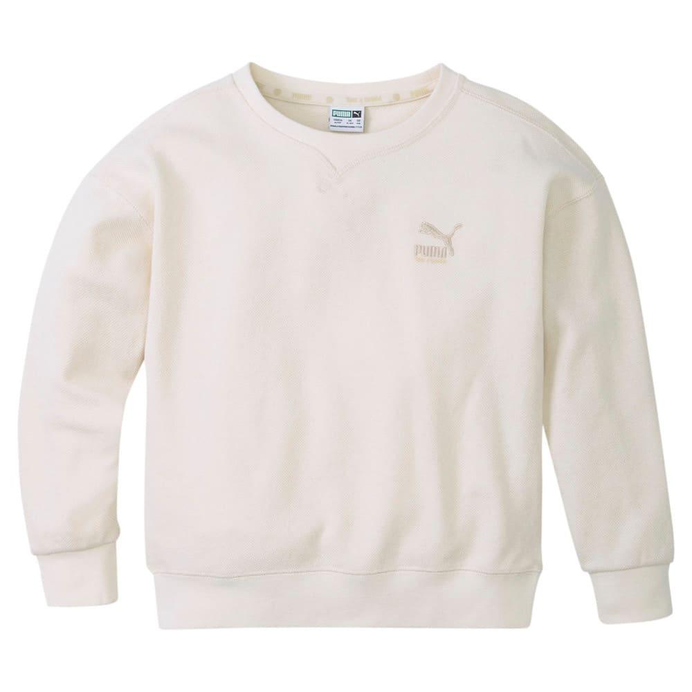 Изображение Puma Детская толстовка T4C Crew Neck Kids' Sweater #1
