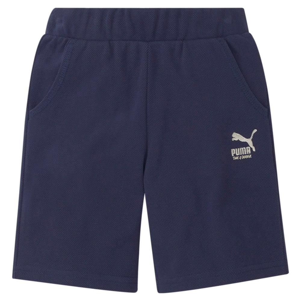 Изображение Puma Детские шорты T4C Knitted Kids' Shorts #1