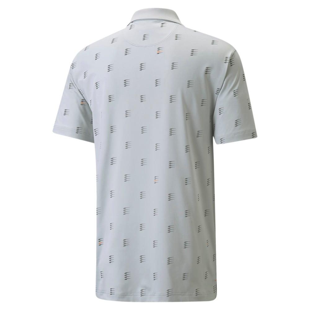 Image Puma MATTR Moving Day Men's Golf Polo Shirt #2