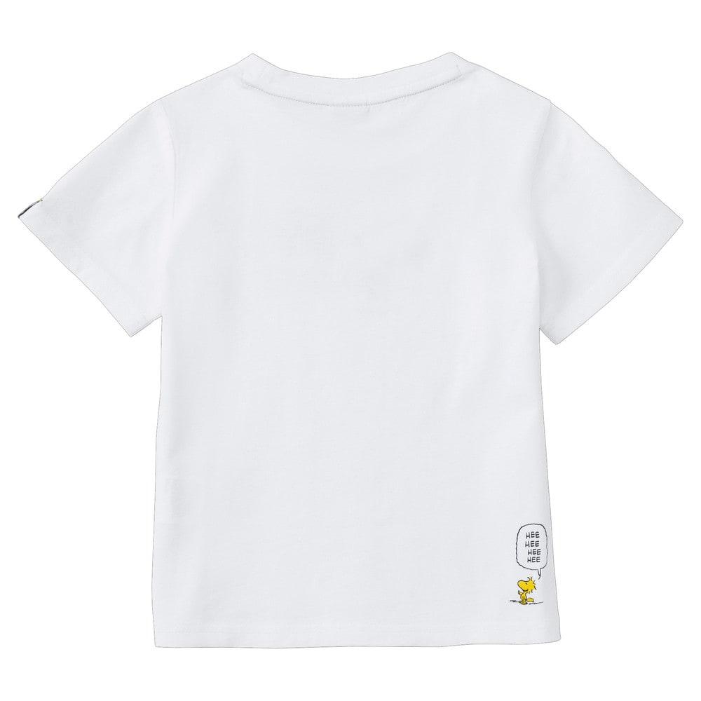 Зображення Puma Дитяча футболка PUMA x PEANUTS Kids' Tee #2