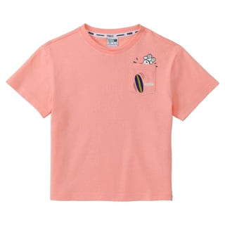 Зображення Puma Дитяча футболка PUMA x PEANUTS Kids' Tee