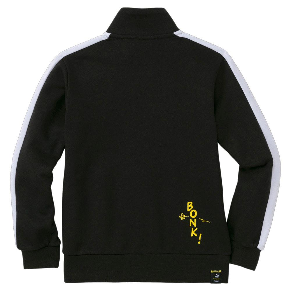 Изображение Puma Детская олимпийка PUMA x PEANUTS Kids' Track Jacket #2