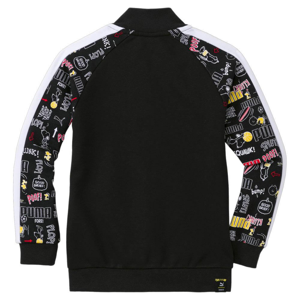 Image Puma PUMA x PEANUTS Kids' Track Jacket #2