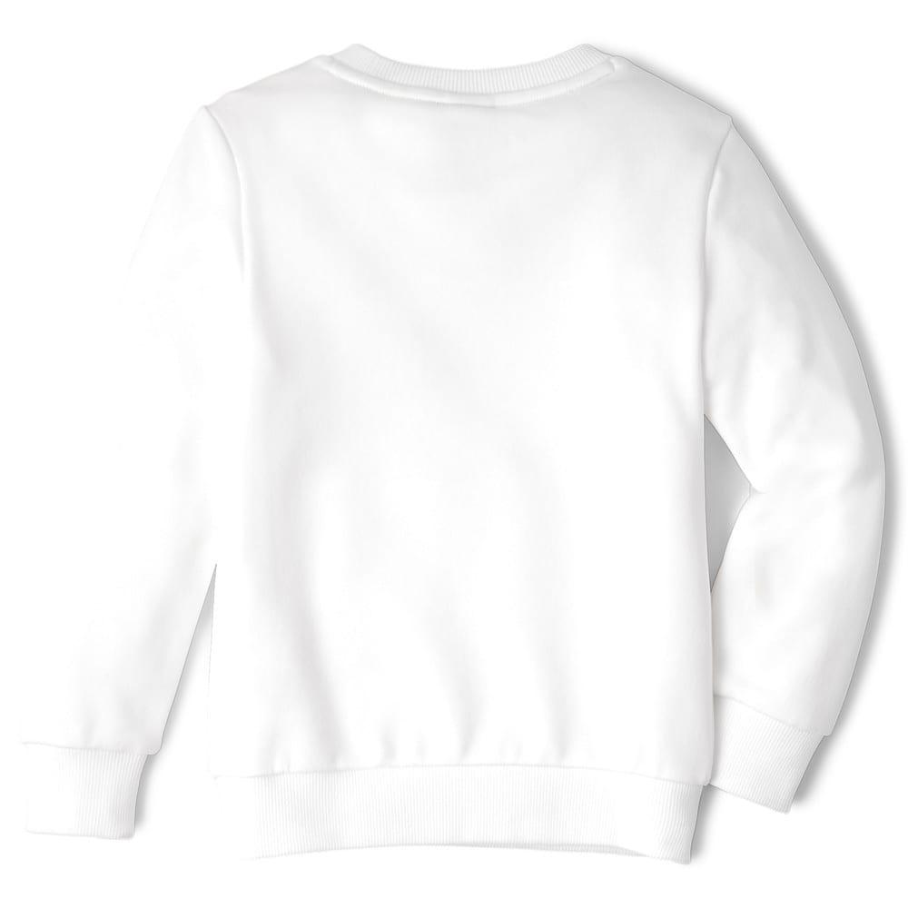 Image Puma PUMA x PEANUTS Crew Neck Kids' Sweater #2