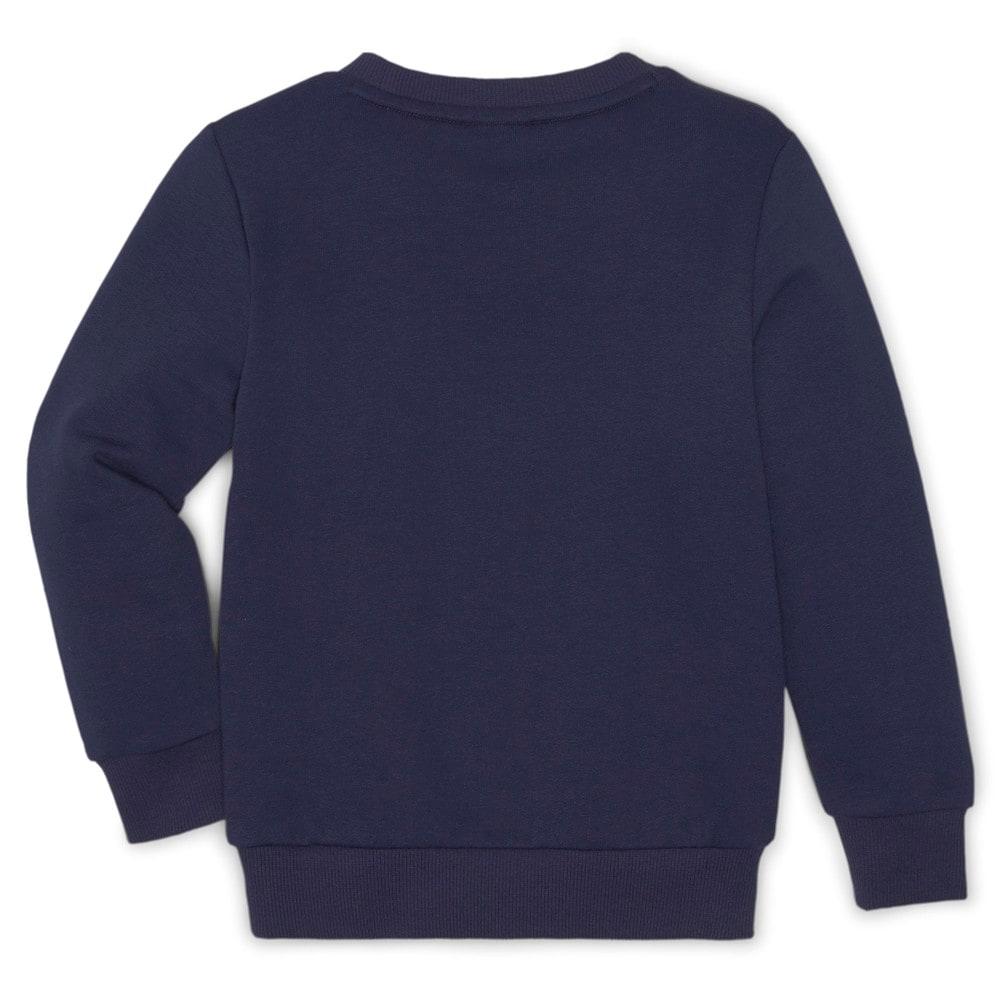 Изображение Puma Детская толстовка PUMA x PEANUTS Crew Neck Kids' Sweater #2
