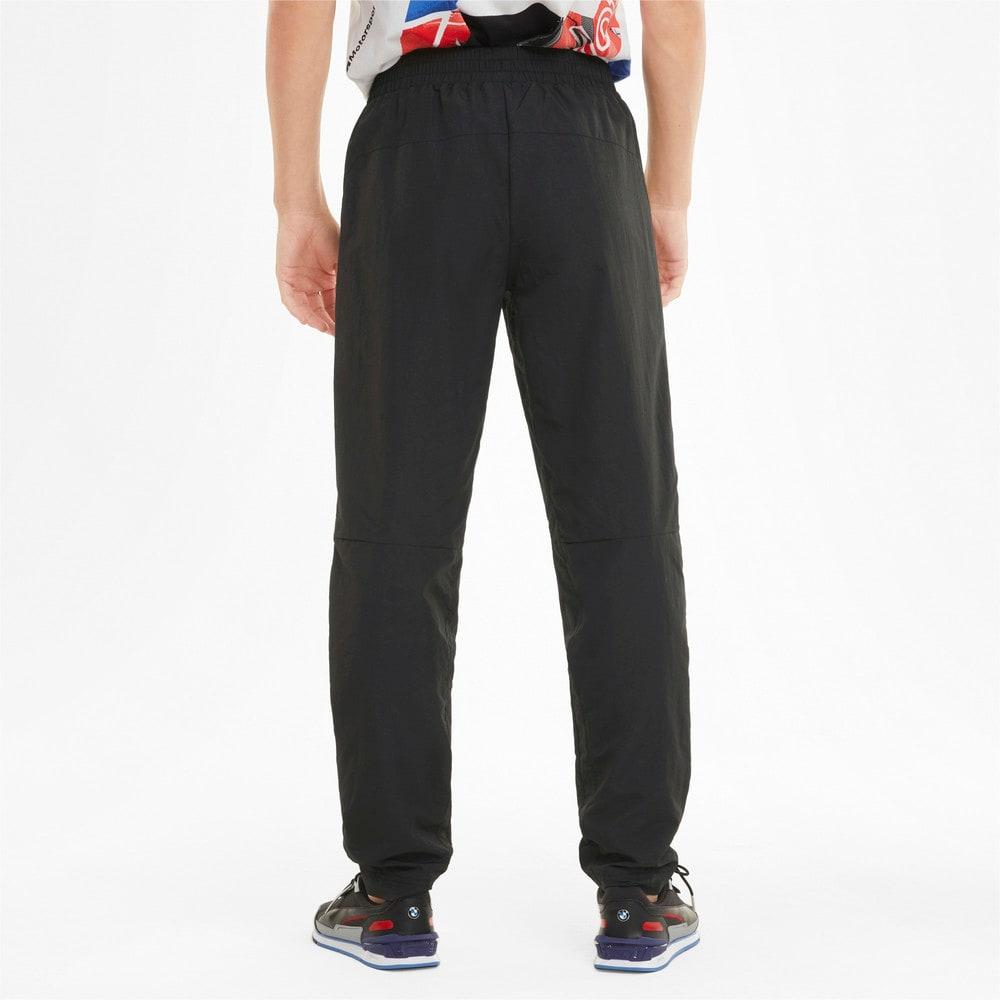 Зображення Puma Штани BMW M Motorsport Street Woven Men's Street Pants #2: Puma Black