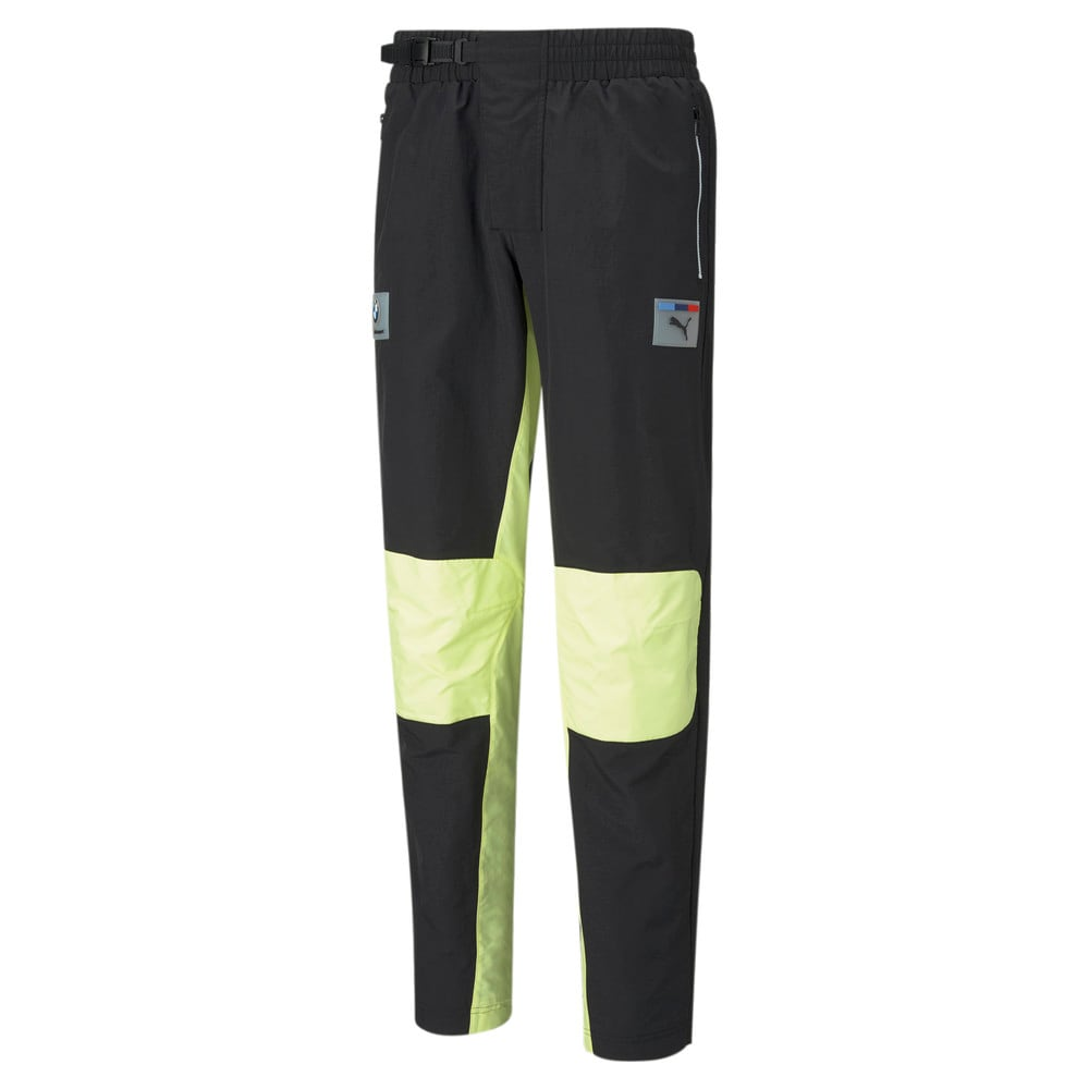 Image Puma BMW M Motorsport Street Woven Men's Street Pants #1