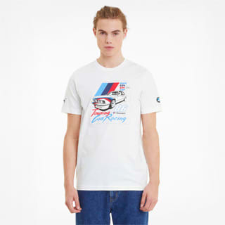 Изображение Puma Футболка BMW M Motorsport Vintage Men's Tee