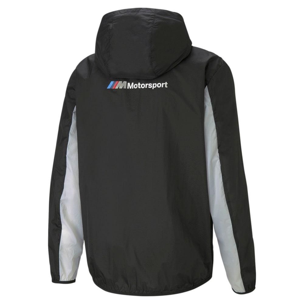 Изображение Puma Ветровка BMW M Motorsport MCS City Men's Runner Jacket #2