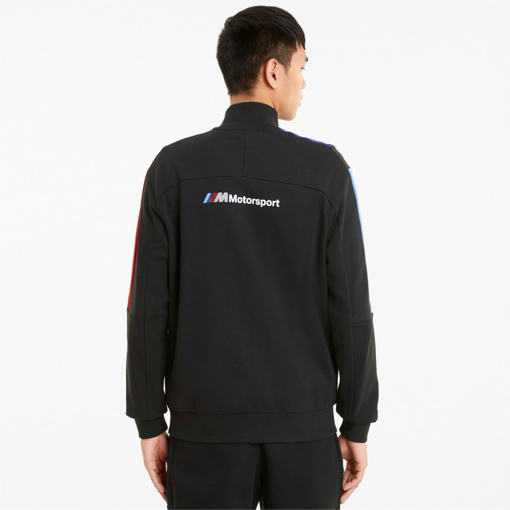 Изображение Puma Толстовка BMW M Motorsport T7 Men's Sweat Jacket #2