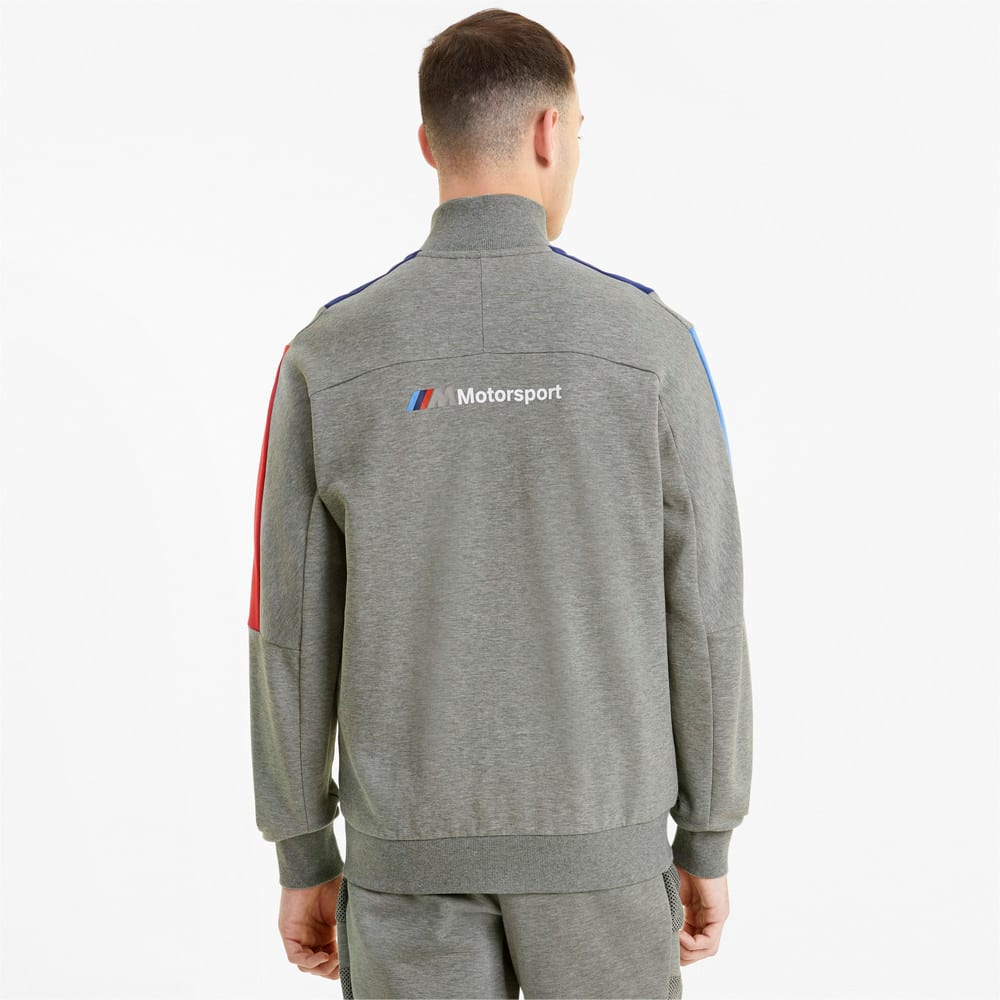 Image Puma BMW M Motorsport Men's T7 Sweat Jacket #2