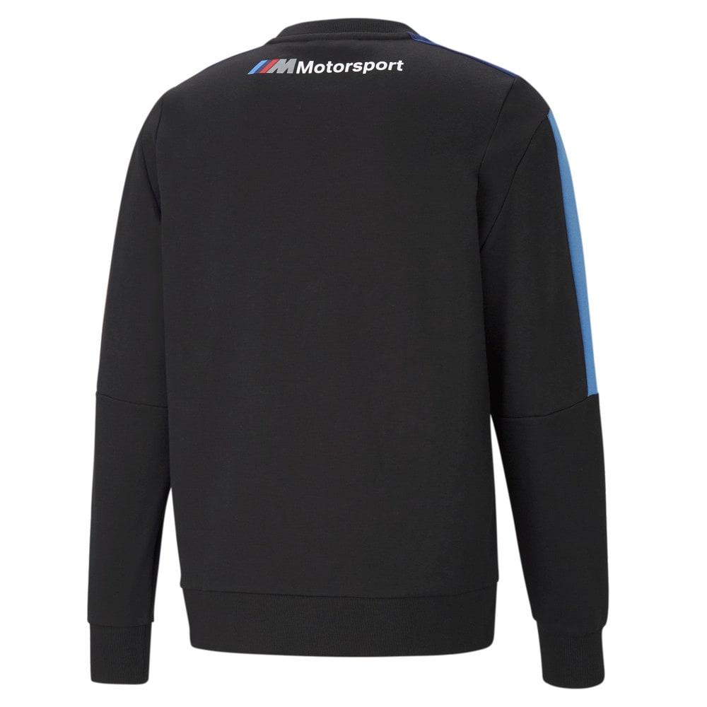 Изображение Puma Толстовка BMW M Motorsport Crew Neck Men's Sweater #2