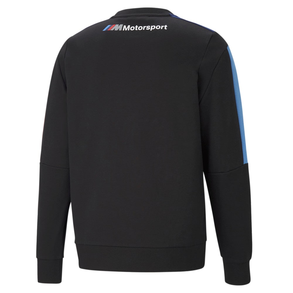 Image Puma BMW M Motorsport Crew Neck Men's Sweater #2