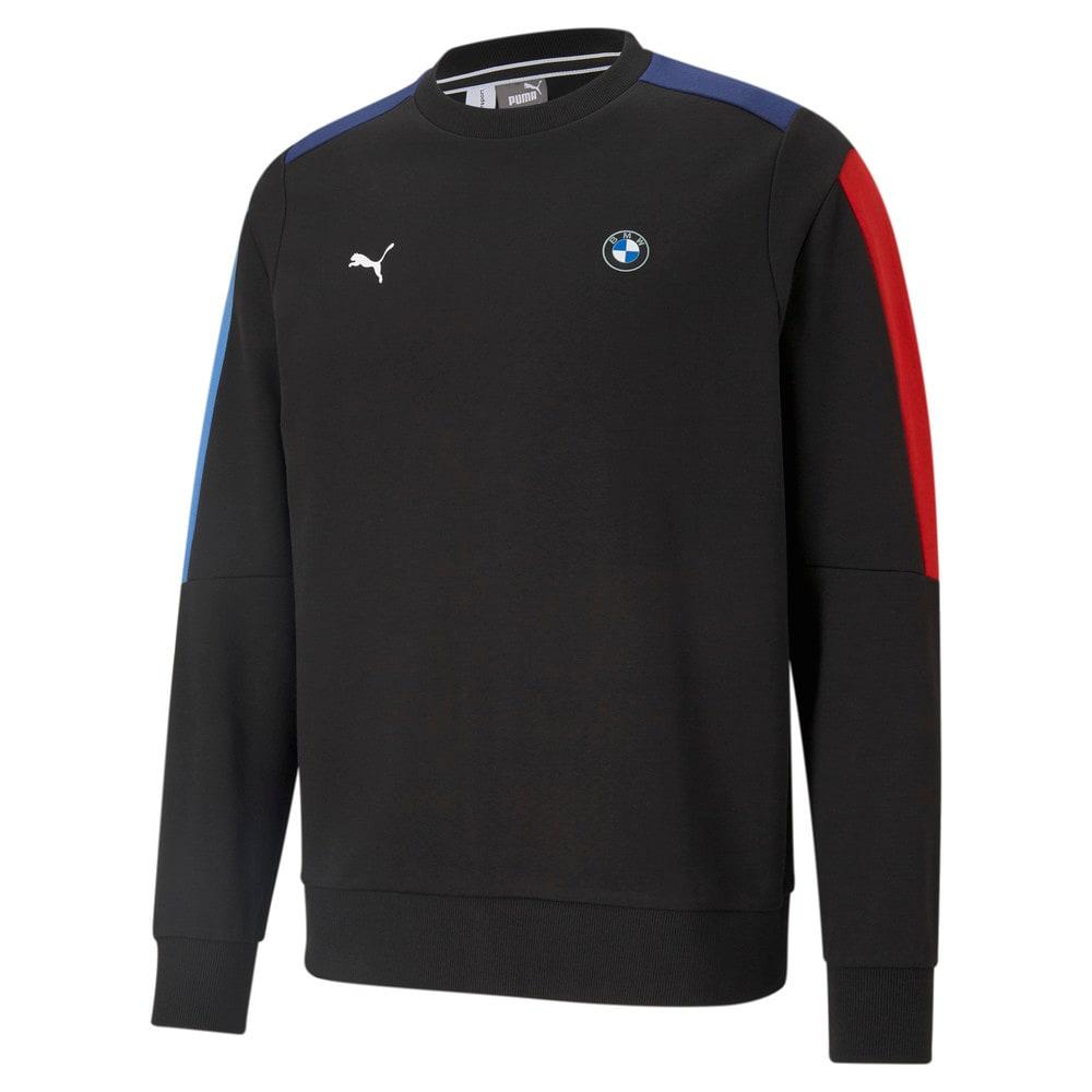 Image Puma BMW M Motorsport Crew Neck Men's Sweater #1