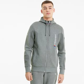 Изображение Puma Толстовка BMW M Motorsport Hooded Men's Sweat Jacket