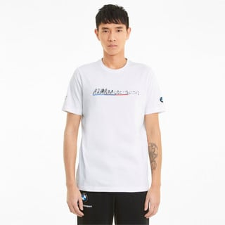 Зображення Puma Футболка BMW M Motorsport Logo Men's Tee