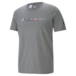 Изображение Puma Футболка BMW M Motorsport Logo Men's Tee