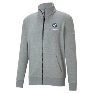 Изображение Puma Толстовка BMW M Motorsport Essentials Men's Sweat Jacket