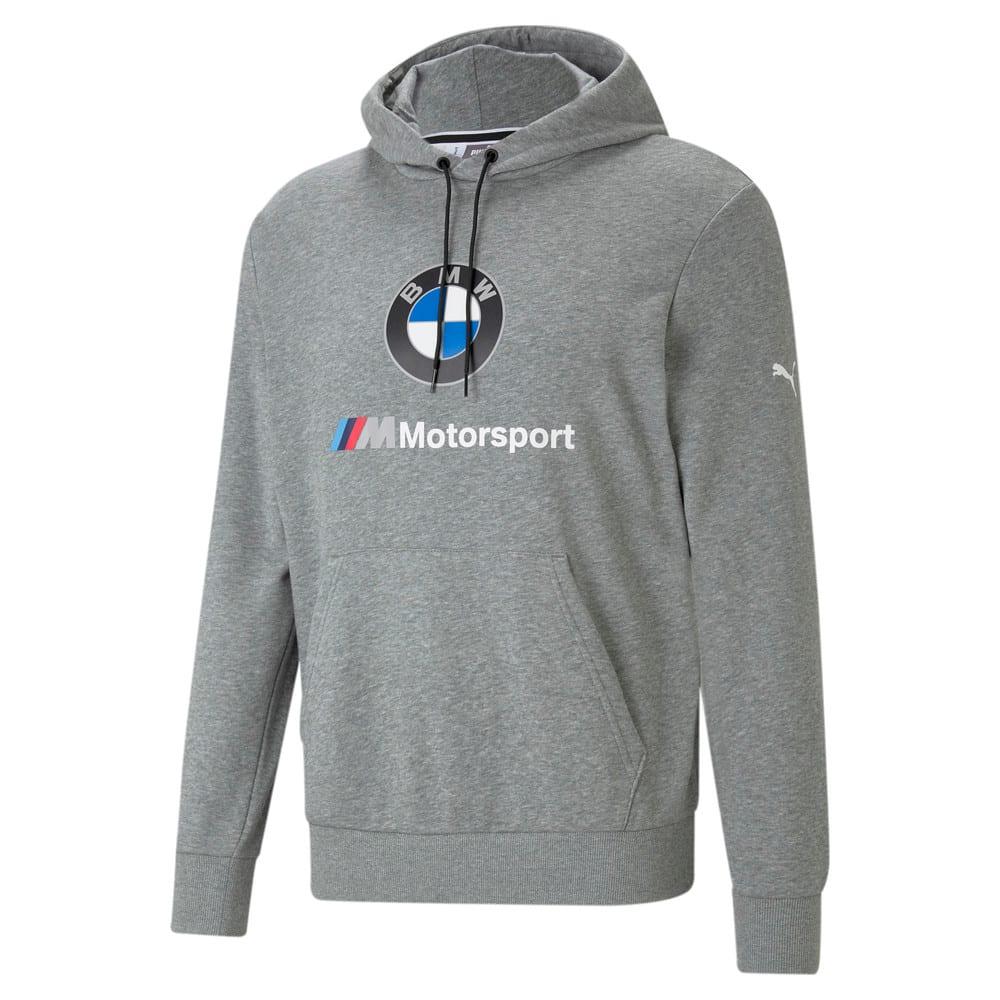 Изображение Puma Толстовка BMW M Motorsport Essentials Men's Hoodie #1