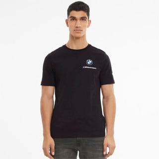 Зображення Puma Футболка BMW M Motorsport Essentials Small Logo Men's Tee