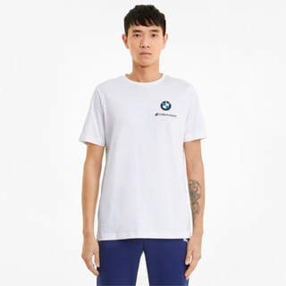 Изображение Puma Футболка BMW M Motorsport Essentials Small Logo Men's Tee
