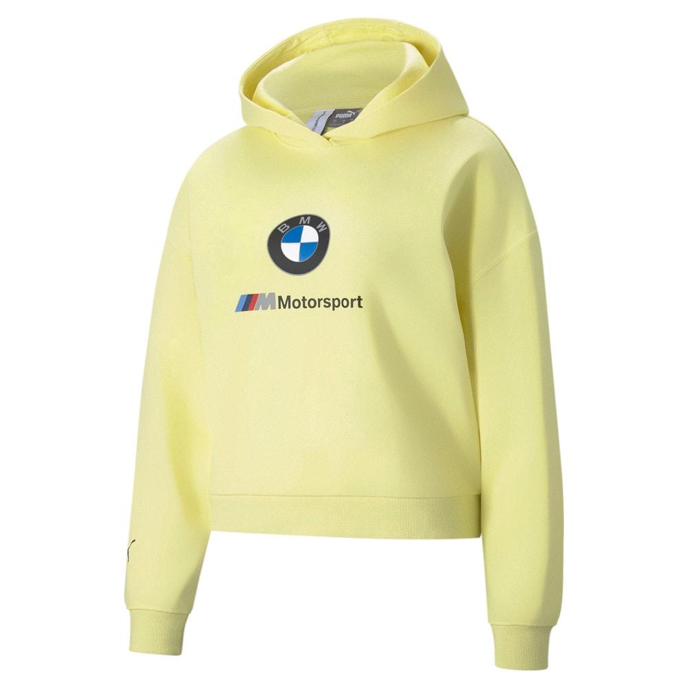 Изображение Puma Толстовка BMW M Motorsport Essentials Women's Hoodie #1