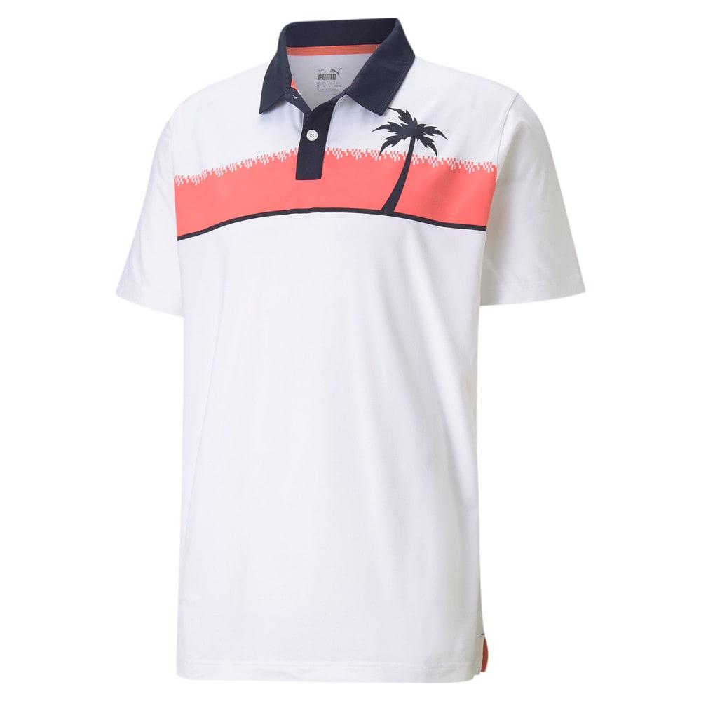 Image Puma CLOUDSPUN Hana Men's Golf Polo Shirt #1