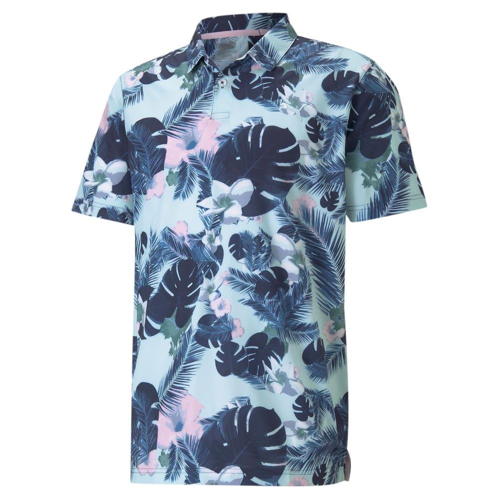 Image Puma Sabbatical Men's Golf Polo Shirt #1