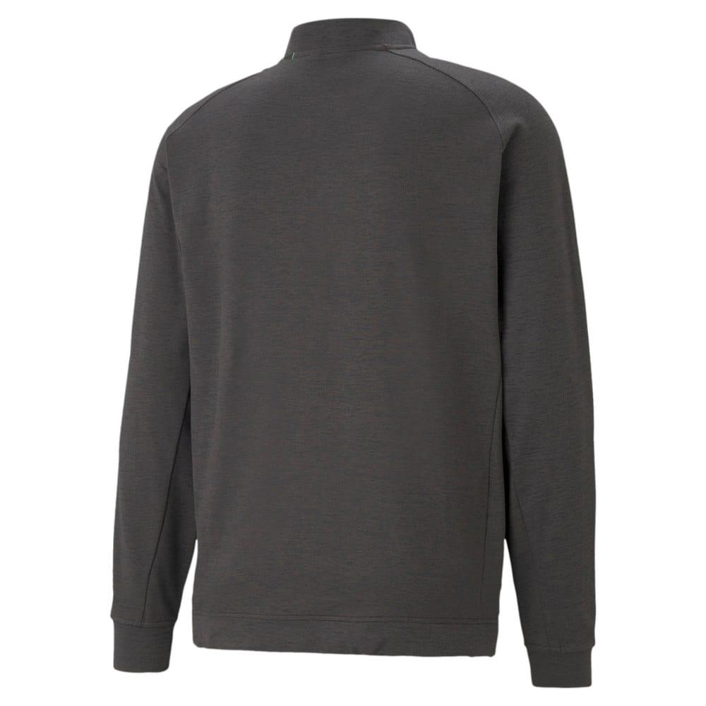 Image Puma CLOUDSPUN Moving Day Quarter-Zip Men's Golf Sweater #2