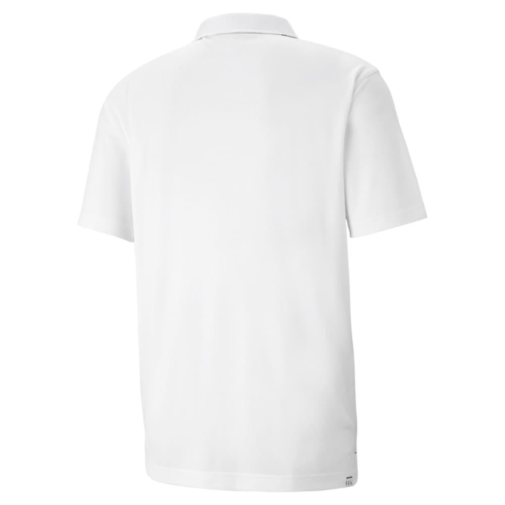 Image Puma Tech Pique Palmetto Men's Golf Polo Shirt #2
